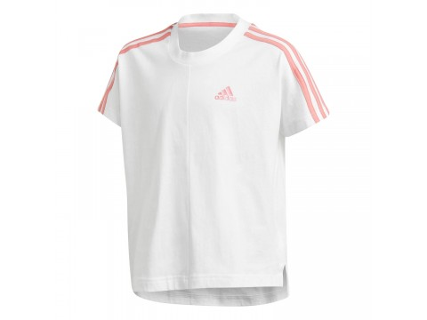 T-Shirt adidas Performance 3-Stripes Bambina/Ragazza GM7078