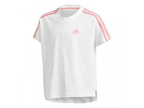T-Shirt adidas Performance 3-Stripes Bambina/Ragazza GM7084