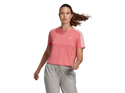 T-Shirt adidas Performance 3 Stripes Donna GL0780