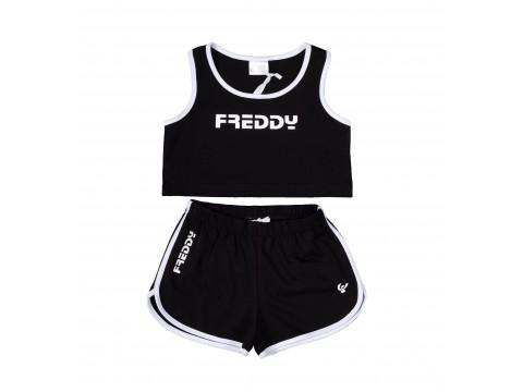 Freddy Completo Canotta e Shorts Bambina FR0134-001