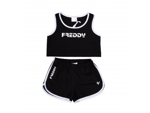 Freddy Set Tank Top and Shorts Girl FR0134-001