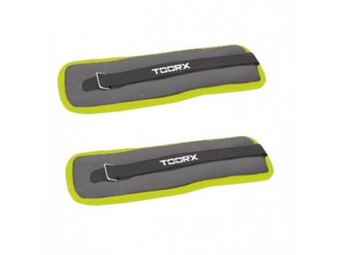 Toorx Pair of Unisex Wrist/ Anklets 0.5 Kg Unisex AHF-071