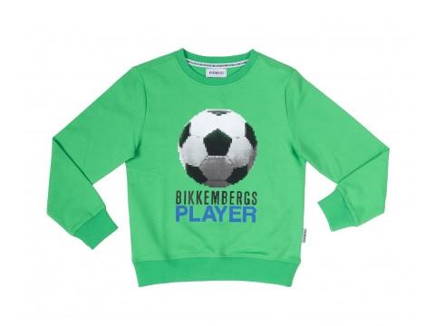 Bikkembergs Felpa Girocollo Bambino BK0229-007