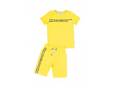 Bikkembergs Completo Sportivo Bambino BK0282-003