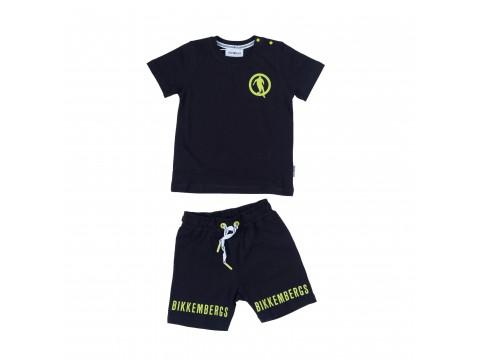 Bikkembergs Completo Sportivo Bambino BK0283-001