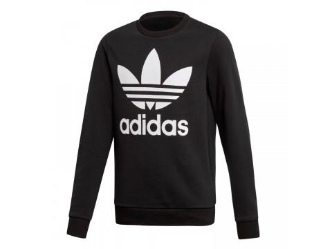 Felpa adidas Originals Trefoil Crew Bambino ED7797