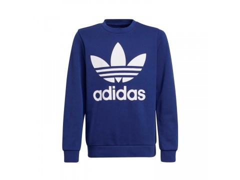 Felpa adidas Originals Trefoil Crew Bambino H37743