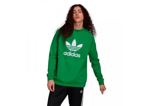 Felpa adidas Originals Trefoil Crew Unisex H06653