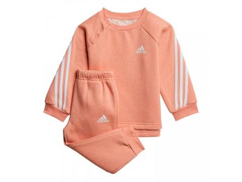 Tuta adidas Performance Future Icons 3-Stripes Bambina H28828