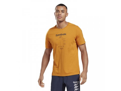 T-shirt Reebok Speedwick Graphic Move Men GS6561