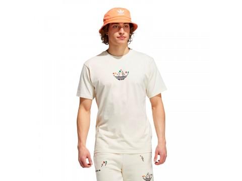 T-shirt adidas Originals Trefoil Bloom Uomo H32305