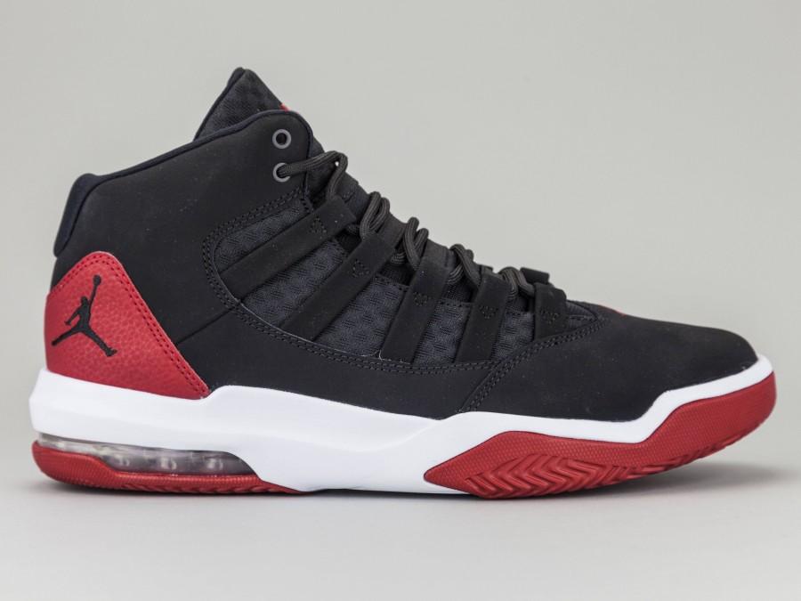 newest 27a03 fcc1b NIKE JORDAN MAX AURA Man AQ9084-023 Color BLACK Nike Size Shoes 43