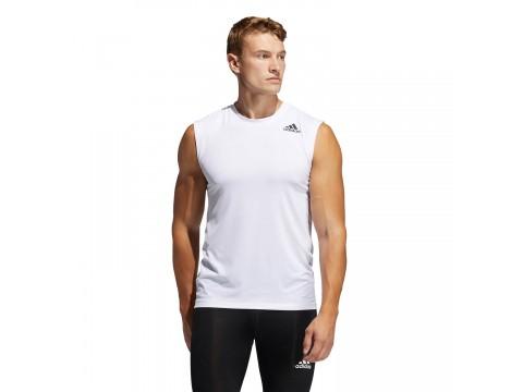 T-shirt Smanicata adidas Performance Techfit Uomo GM0519