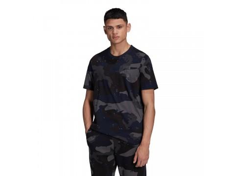 T-shirt adidas Originals Graphics Camo Allover Print Uomo H13493