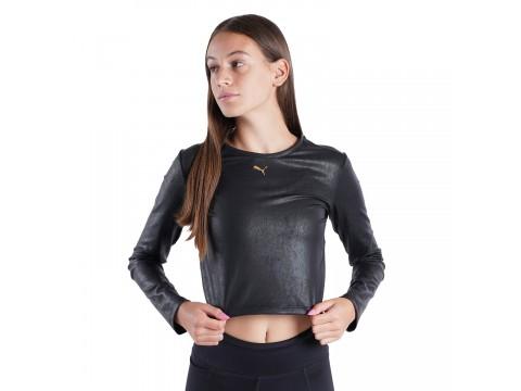 Long Sleeve Puma Moto Women 520929-01