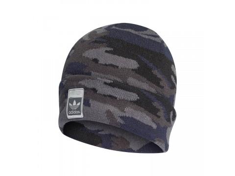 Adidas Originals Camo Beanie Hat Unisex H25293