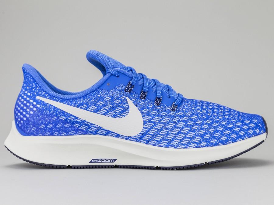 huge selection of cf5b7 fcb68 NIKE AIR ZOOM PEGASUS 35 Man 942851-402 Color LIGHT BLUE Nike Size Shoes  44.5