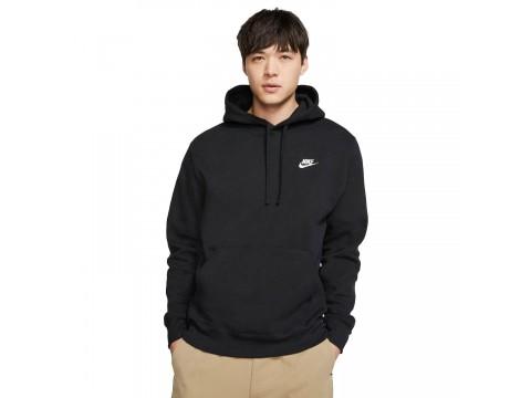 Hoodie Nike Sportswear Club Fleece Men's Sweater BV2654-010