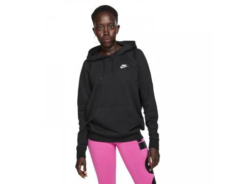 Felpa con Cappuccio Nike Sportswear Essential Fleece Donna BV4124-010