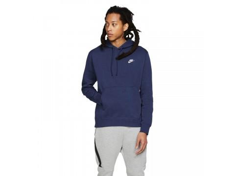 Hoodie Nike Sportswear Club Fleece Men's Sweater BV2654-410
