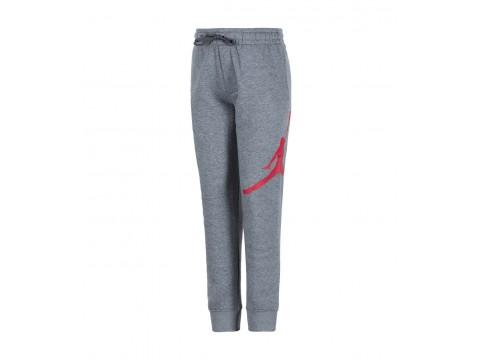 Pantalone Jordan Felpato jumpman logo Bambino 956327-GEH