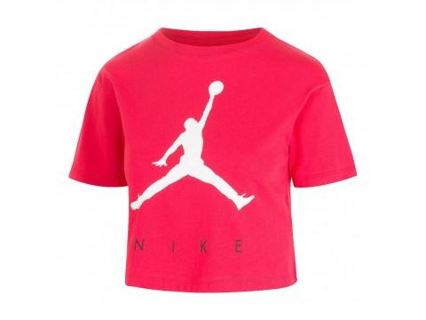 T-shirt Jordan Jumpman Short Girl 45A763-A9V