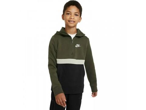 Felpa Nike Sportswear Club  Ragazzo CQ4297-325