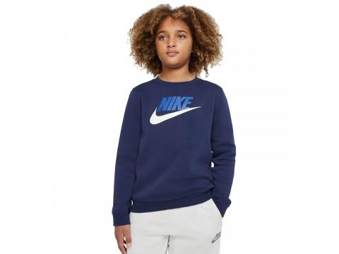 Felpa per il tempo libero  Nike SPORTSWEAR CLUB FLEECE Ragazzo CV9297-410