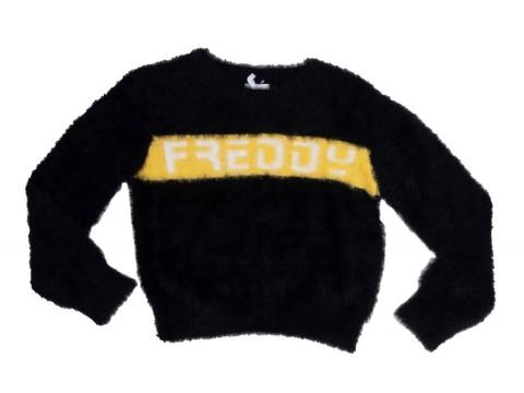 Felpa girocollo Freddy Bambina FR0268-001