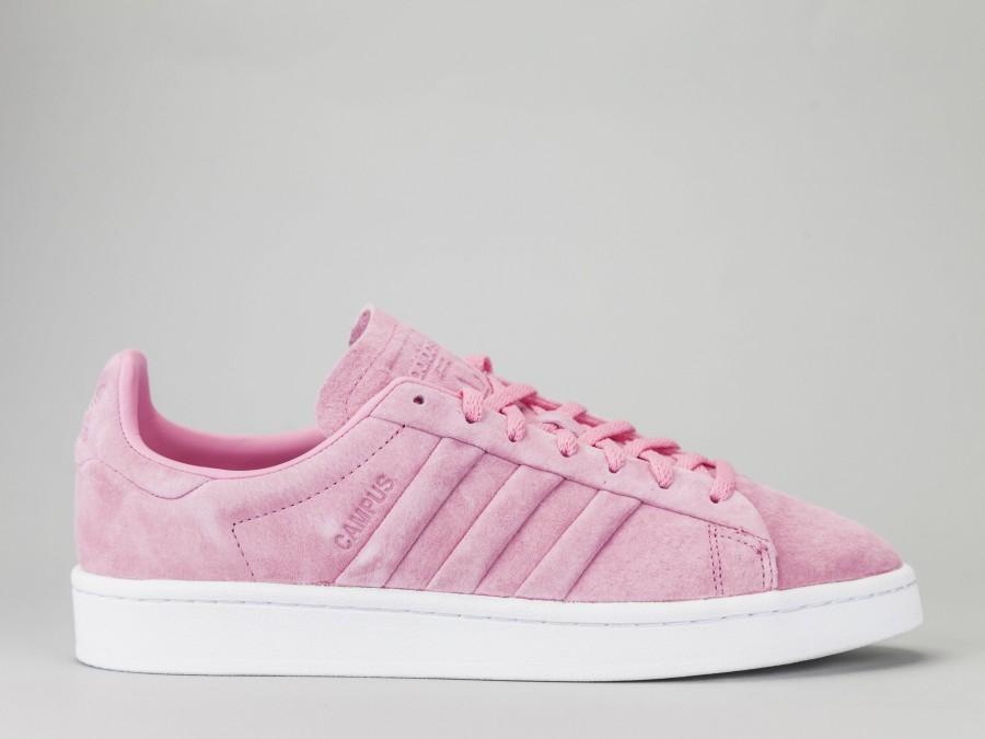 adidas original campus rosa