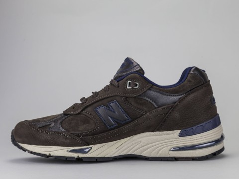 NEW BALANCE 991 CLASSIC TRADITIONNELS Uomo M991BNP