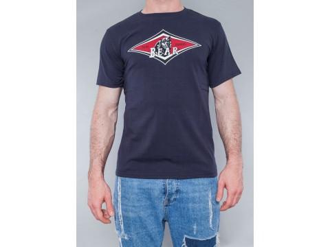 BEAR T-Shirt With Logo Man 292039-0801
