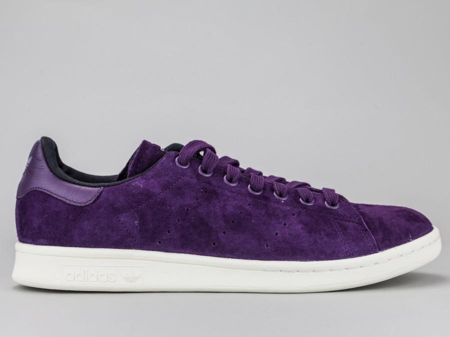 adidas stan smith violet