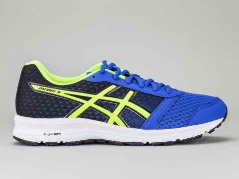 ASICS PATRIOT 9 Uomo T823N-4507