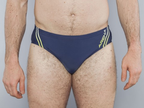 The ARENA BECK BRIEF Man Costume 2A39276