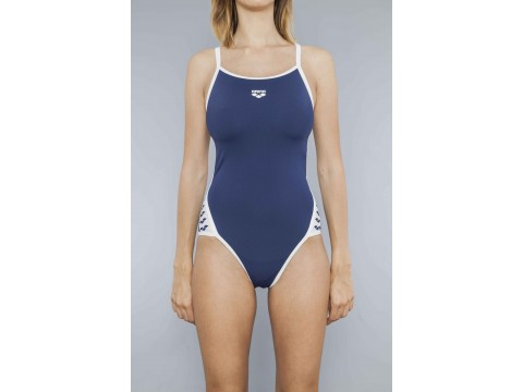 ARENA TEAM STRIPE SUPER FLY Swimsuits Woman 001195-701