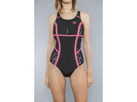 ARENA XPIVOT ENERGY ZIP Costume Donna 000015-509
