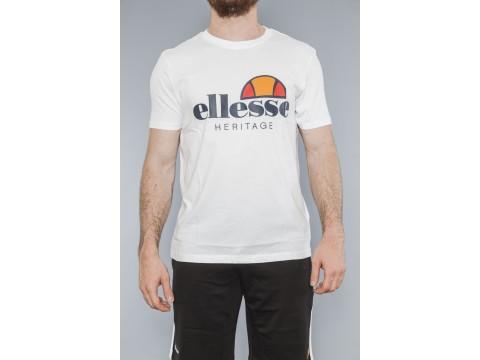 ELLESSE HERITAGE T-SHIRT LOGO S/S 19 MAN 792000-100
