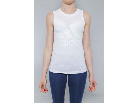 ADIDAS PERFORMANCE logo SHIRT ESS ONLY SL TEE Woman CF8824