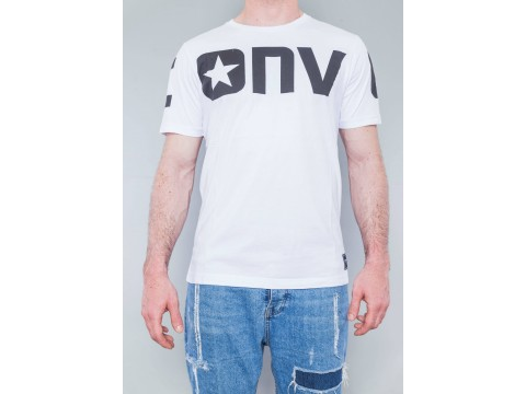 CONVERSE T-SHIRT SS CREW BIG Man 10017534-A03
