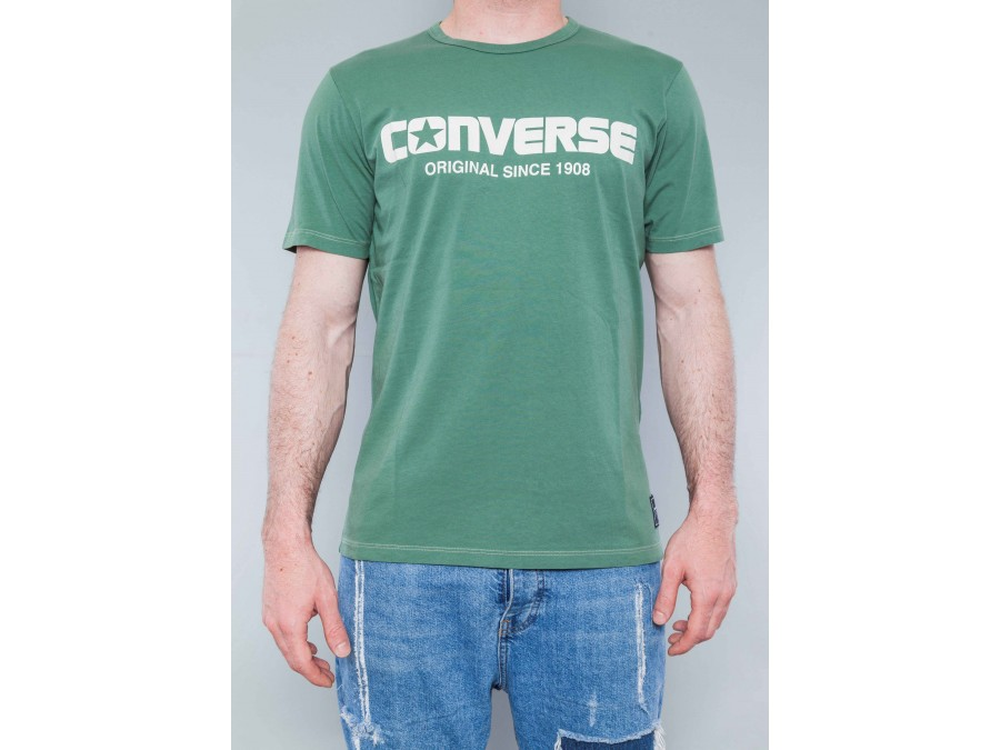 2converse tshirt uomo