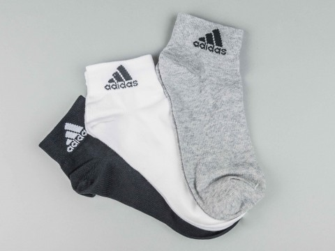 ADIDAS PERFORMANCE SOCKS FOR ANKLE T 3pp Unisex AA2322