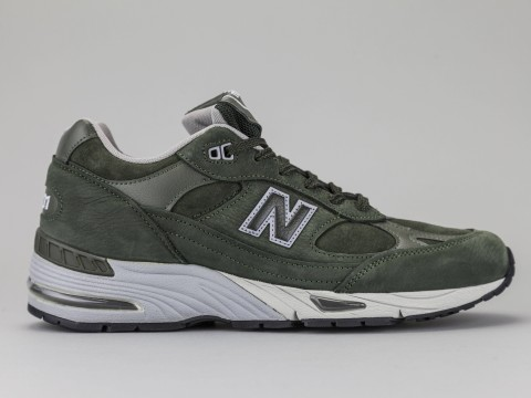NEW BALANCE 991 CLASSIC TRADITIONNELS Uomo M991SDG