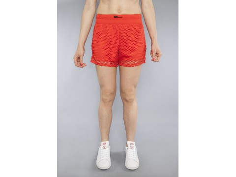 REEBOK SHORTS MESH WOR MEET YOU THERE Woman DU4850