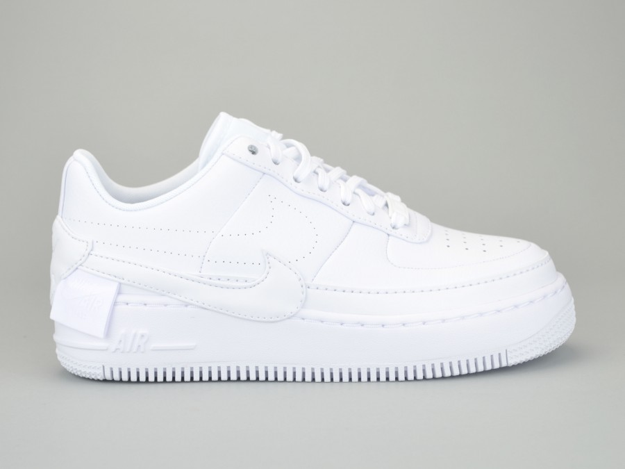 sports shoes b2af2 4477d NIKE AIR FORCE 1 JESTER XX Woman AO1220-101 Color WHITE Nike Size Shoes 38