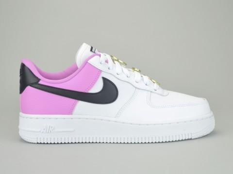 nike air force 1 bianche rosa