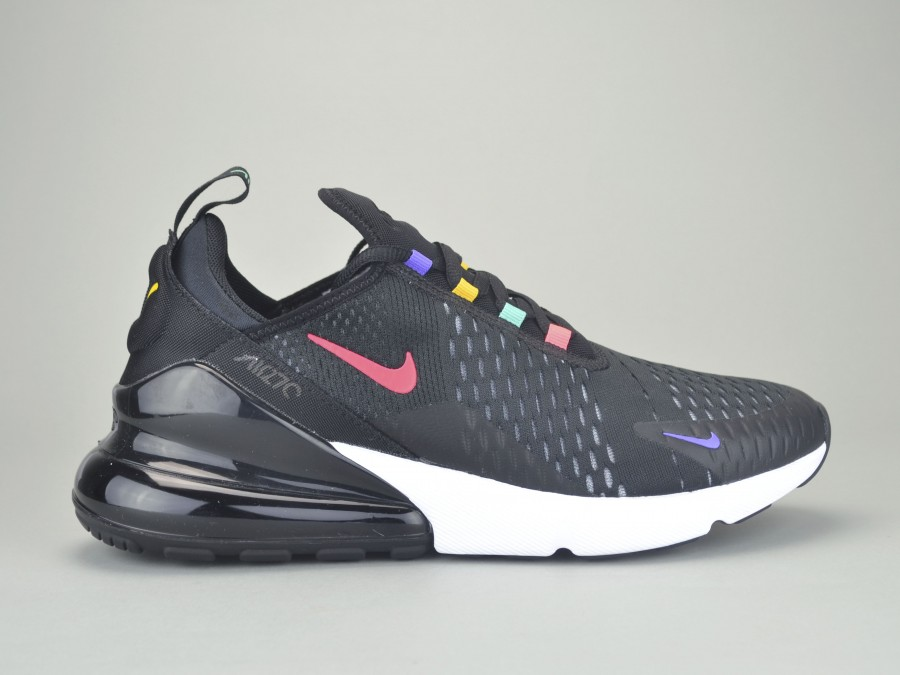 NIKE AIR MAX 270 IF Man AH8050 023 Color BLACK Nike Size Shoes 41
