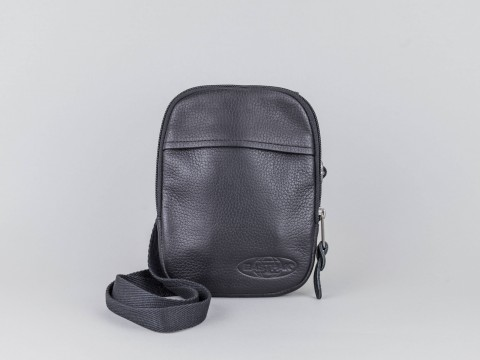 EASTPAK BUDDY BLACK LEATHER EK724762