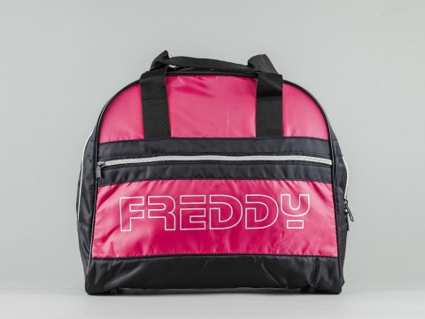 FREDDY Bowling Bag Bag in Fuchsia and Black Woman NYGYMX F62N