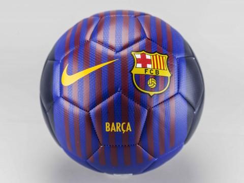 NIKE BALL BARCELONA PRESTIGE SC3283-455